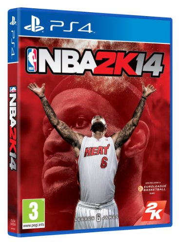 Price comparison product image NBA 2K14 (PS4)