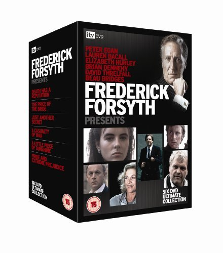 Preisvergleich Produktbild Frederick Forsyth Collection - 6-DVD Box Set ( Death Has a Bad Reputation / The Price of the Bride / Just Another Secret / A Casualty of War / A [ NON-USA FORMAT,  PAL,  Reg.2 Import - United Kingdom ] by Gottfried John
