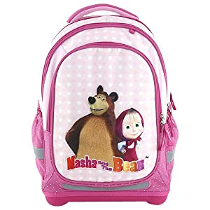 Target 17639 Superlight Masha and The Bear - Mochila