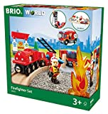 BRIO Feuerwehr Set