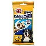 #8: Pedigree Dentastix Large Breed Dog - Oral Care, 270 g Weekly Pack (7 Sticks)