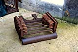 'Country' Double cast iron sided Boot brush and scraper for sale  Delivered anywhere in Ireland
