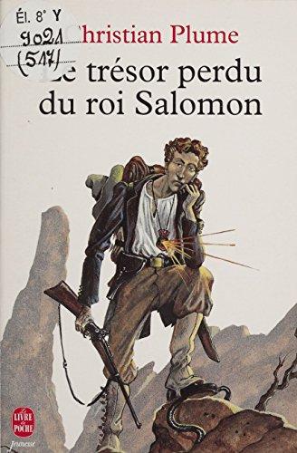 Le Trsor perdu du roi Salomon