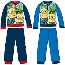 Pijama polar Minions surtido
