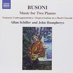 Musik für Zwei Klaviere