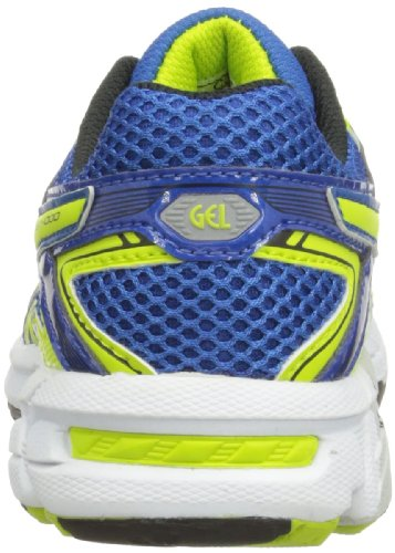 Asics GT-1000 GS Jungen Traillaufschuhe Blau (Blau / Grün)