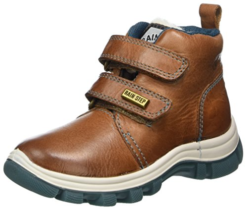Naturino Baby Jungen Murray Sneaker, Braun (Braun-9112), 29 EU