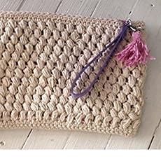 Cojín rectangular de trapillo: Amazon.es: Handmade