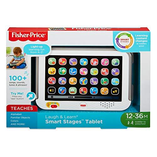 Fisher-Price CDG33 Tablette Smart Stages Rire et Apprendre...