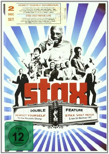 Various Artists - Respect Yourself , Stax Volt Revue [2 DVDs]