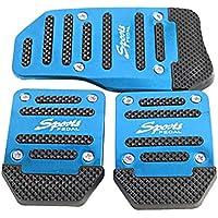 Fansport Accelerator Pedal Set Auto Profesional Pedal De ConduccióN Suministros para Auto