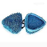 ANBOO Ricambio per scopa a vapore H2O X5lavabile blu corallo mop Pad sacchetti in microfibra panno Pad cover vuoto accessori 2PCS 2pcs
