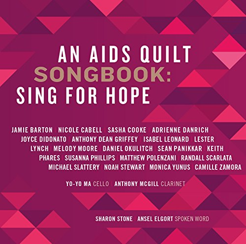 An Aids Quilt Songbook: Sing F...