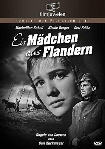 Bild von Ein Mädchen aus Flandern (Engele von Loewen) - nach Carl Zuckmayer, mit Maximilian Schell (Filmjuwelen)