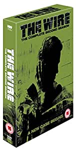 The Wire: Complete HBO Season 2 [DVD] [2005]