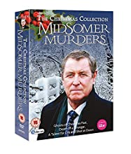 Midsomer Murders Christmas Collection [Edizione: Regno Unito]