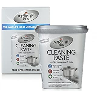 Astonish Cleaning Paste 500g - Image is for illustrative purpose only
