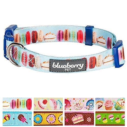 blueberry-pet-collier-chien-macarons-avec-couleurs-printanieres-pastel-2cm-moyen-modele-m-polyester-