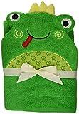 Zoocchini Badetuch Baby Motiv Flippy der Frosch