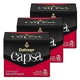 Dallmayr Capsa Espresso Decaffeinato, Nespresso Kapsel, Kaffeekapsel, Espressokapsel, Röstkaffe, 30 Kapseln