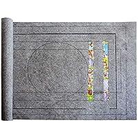 DeeCozy Jigsaw Puzzle Board Tapis de Puzzle Portable pour Le Stockage de Puzzle, jusquà 1500 pièces Accessoire de Puzzle…