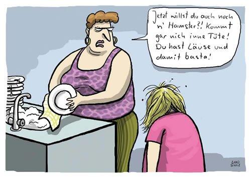 postkarte-a6-cartoon-von-modern-times-du-hast-lause-kopenicker-cg-c-landschulz-dorthe