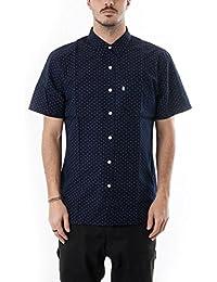 Levi's Homme Shortsleeved Sunset Synthétiseur Shirt, Bleu