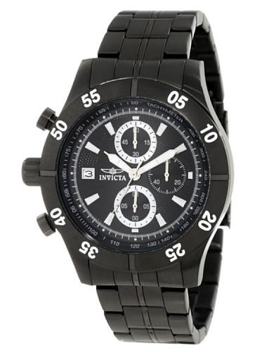 Invicta 11279 - Reloj Unisex Movimiento de Cuarzo con Brazalete metálico