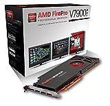 Sapphire AMD FIREPRO V7900SDI 2Go GDDR5Quad DP Carte Graphique PCI-Express Carte Graphique 100-505846
