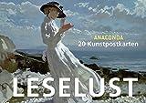 Postkartenbuch Leselust - Kein Autor oder Urheber