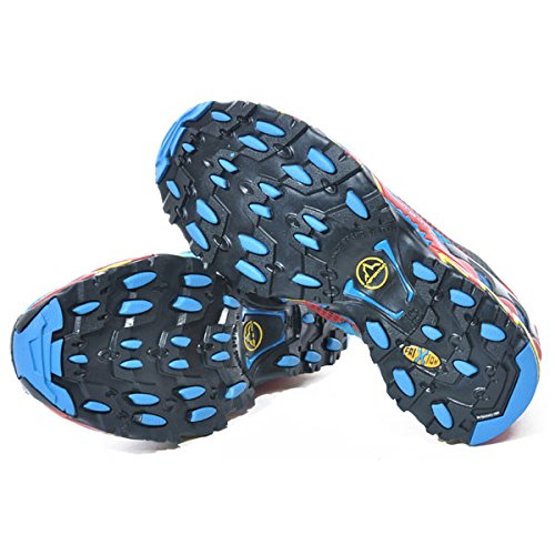 Chaussures La Sportiva Wild Cat 3.0 Noir-Jaune 2015 PINEA/BLUE
