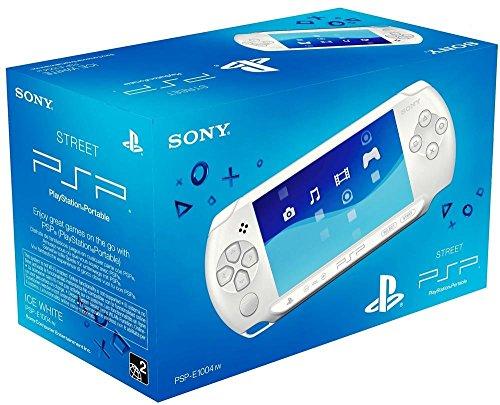 Console PSP Street (E1004 blanche)