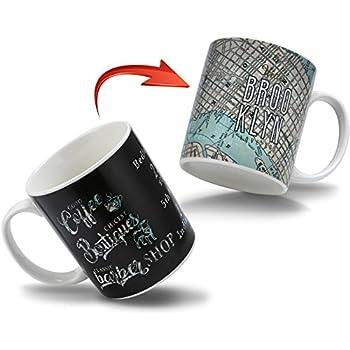 magische tasse in herzform mit berraschungseffekt amazon. Black Bedroom Furniture Sets. Home Design Ideas