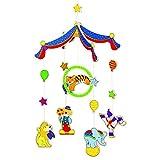 Goki 52920 Mobile Bunter Zirkus