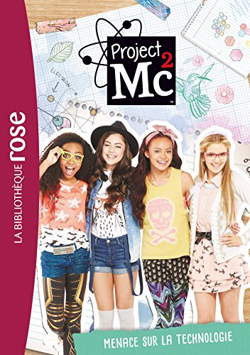 Project Mc² 03 - Menace sur la technologie par MGA Entertainment