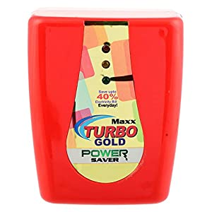 LUMONY® Maxx Turbo Gold Power Saver Electricity Bill Saver Save Upto 40% Electricity Bill