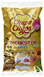Chupa Chups Best of Lutscher-Beutel, 120 Lollis im Nachfüllbeutel, 6...