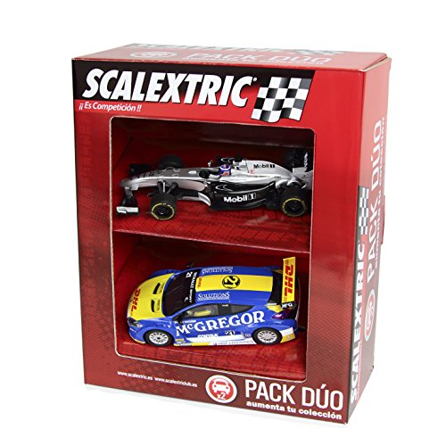Scalextric Original - Pack Dúo surtido 2 F1 McLaren
