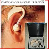 Hörverstärker Hörhilfe Hörgerät * Jetzt mit 5 Stk.Batterien Gratis,nur bei Denyshop1973 *