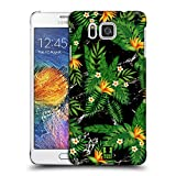 Head Case Designs Voegel Von Dem Paradies Tropische Marmor Drucke Ruckseite Hülle für Samsung Galaxy Alpha