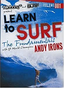 Learn to Surf Volume 001 - The Fundamentals [DVD]