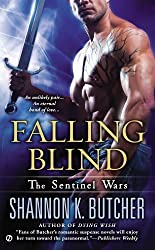 Falling Blind: The Sentinel Wars by Shannon K. Butcher (2013-04-02)