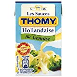 THOMY Les Sauces Hollandaise für Gemüse, 250 ml Combiblock, 2,5 Portionen