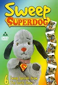 The Sooty Show - Sweep Superdog [DVD]