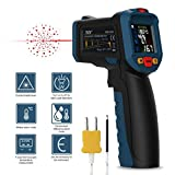 Infrared Thermometer THZY Digital Laser LCD Display Non - Best Reviews Guide