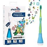 Playbrush Smart, smarte Kinder-Zahnbürste mit Apps zum spielerischen Erlernen des Zähneputzens...