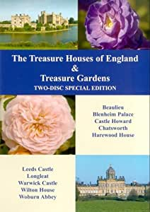 Treasure Houses Of England / Treasure Gardens [DVD]