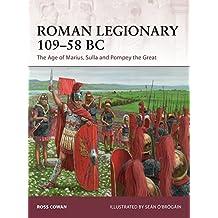 Roman Legionary 109-58 BC (Warrior, Band 182)