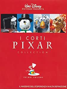 I corti Pixar collection Volume 01
