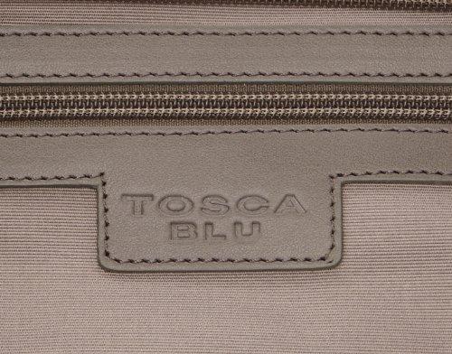 Tosca Blu Scoiattolo, Cabas Marron (C64 Mud)